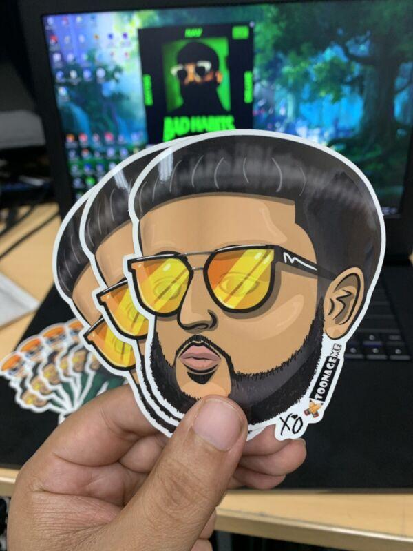 Nav XO Head Decal Sticker