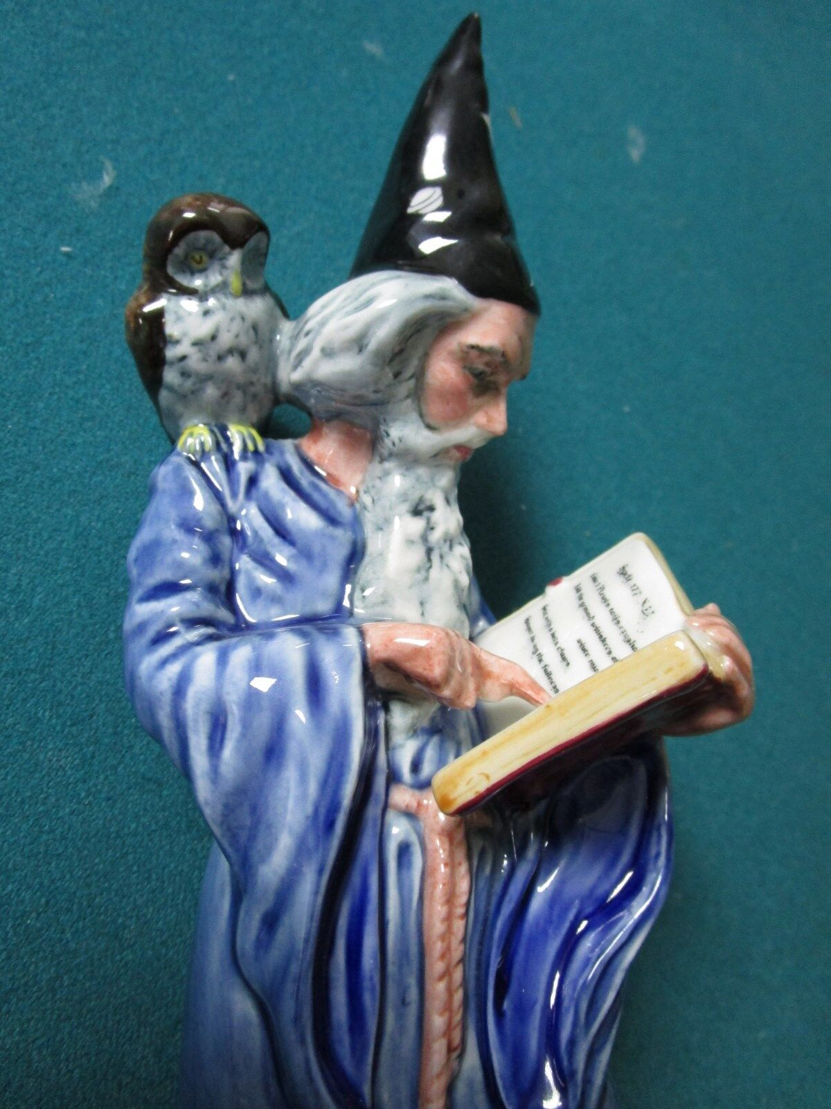 Royal Doulton The Wizard Hn 2877 Figurine A 3 Ebay