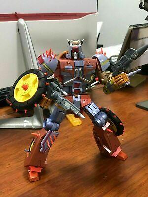 New IN Stock Transformers KFC EAVI METAL PHASE 6 Dumpyard Metal Color