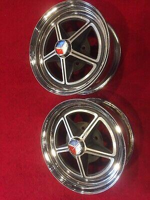 Kelsey Hayes Magstar Vintage Mag Wheels