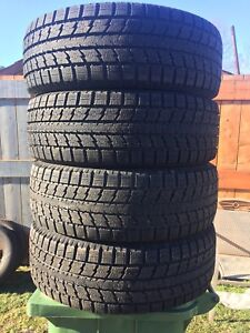 p255/60/19 inch Toyo Winter Tires / NEAR NEW / GOOD DEAL