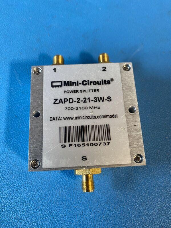 Mini-Circuits ZAPD-2-21-3W SMA Connector 700 to 2100 MHz