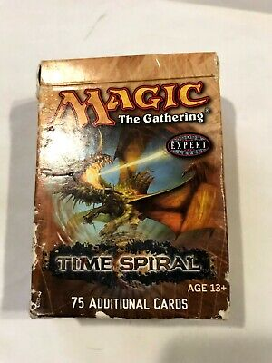 Magic the Gathering Time Spiral Tournament Pack (2006)