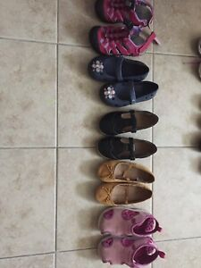 Souliers fille taille 10