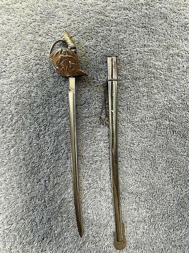 Rare WW1 Prussian German  Kindersabel Childs Sword