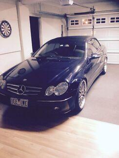 2003 Mercedes Benz Clk320 Convertible Melbourne CBD Melbourne City Preview