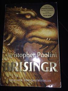 Christopher Paolini series books