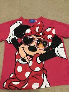 Original Tokyo Disney Resort Minnie Mouse Tee size 120