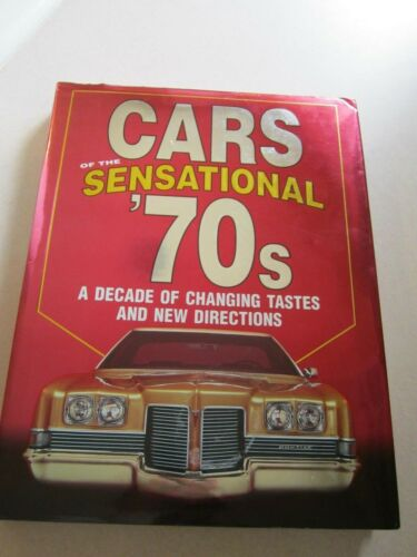 Cars of The Sensational 70