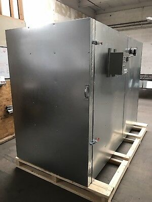 New Powder Coating Oven Batch Oven Industrial Oven4x6x8