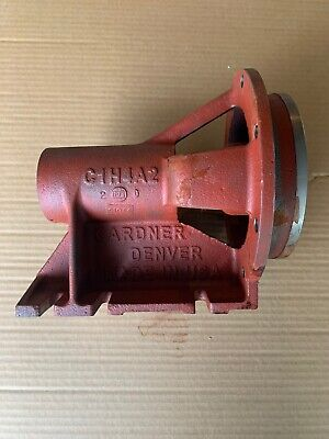 Gardner Denver Centrifugal Pump Frame Caw Pn C1h4a2