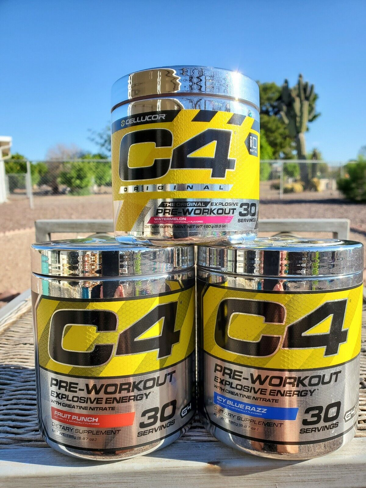 Cellucor C4 (30 Servings) *Read Description*