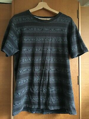 100% medium cotton  'Vans' T-shirt, not worn, label melted