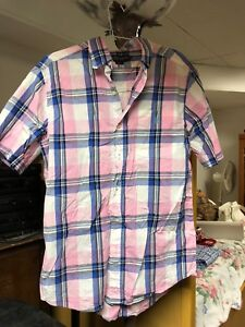 Medium Polo pink shirt