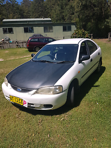 Ford laser Cooranbong Lake Macquarie Area Preview