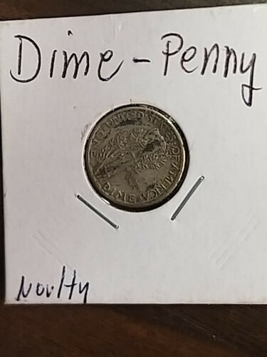 Coin - Novelty - Dime Penny