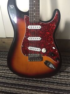 Squire Strat for sale