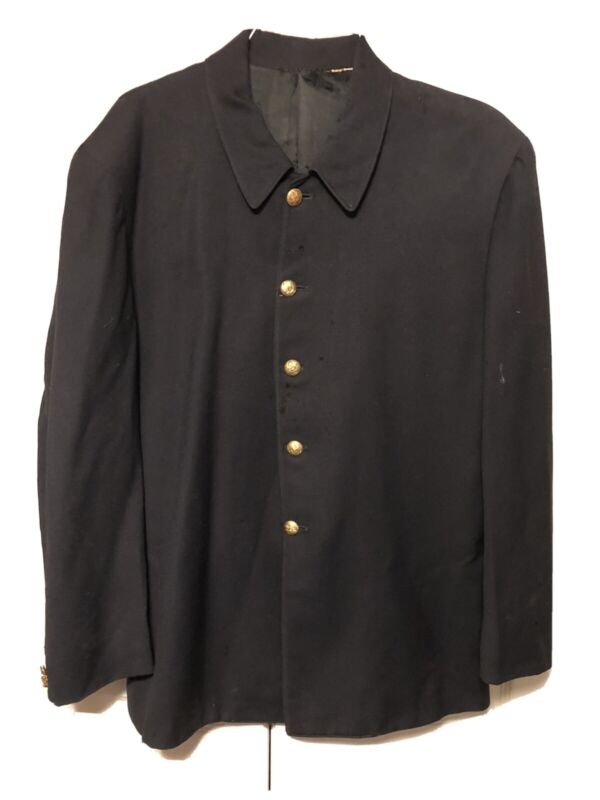 Union Infantry Sack Coat, Civil War, 70+ Years Old