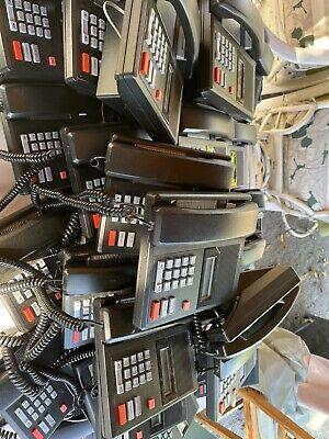 Lot Of 10 Nortel Norstar Meridian T7100 Digital Office Phones