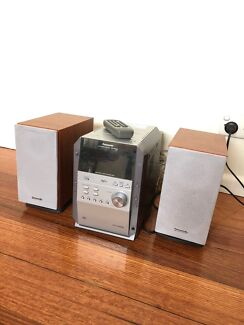 Panasonic CD Stereo System Box Hill Whitehorse Area Preview