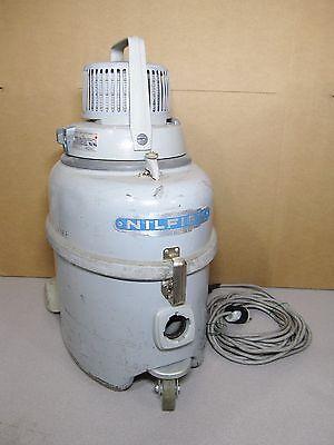Nilfisk Gs-81 Industrial Hepa Vacuum Cleaner 3