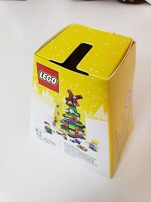 LEGO 5004934 Seasonal Christmas Tree Set 2 Mini figures Brand New Sealed