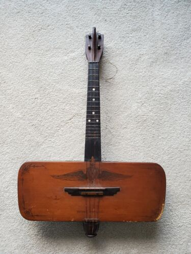 Antique Stromberg Aero UKE Ukulele Patent Applied early model rare