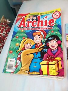 Archie and snoopy comic books