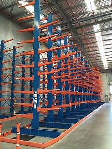 Cantilever Racking - Light and Heavy Duty - Deliver and Install Welshpool Canning Area Preview