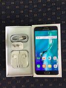 Samsung Galaxy S6 edge plus 32GB memory Unlocked at $370 Benowa Gold Coast City Preview
