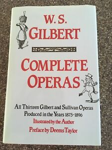 Complete Operas of WS Gilbert