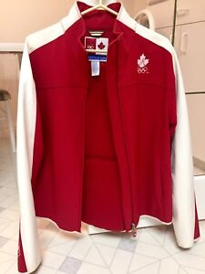 Official Olympic team Canada men's jacket