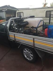 2002 Ford Other Ute Mount Pritchard Fairfield Area Preview