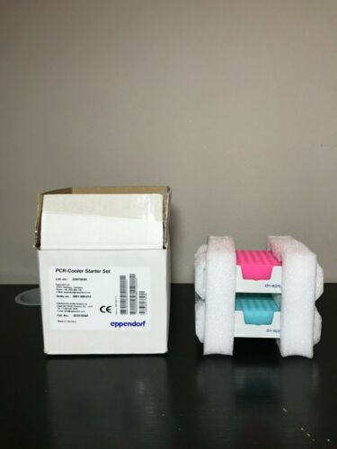eppendorf PCR cooler (for 0.2ml tubes or plate)