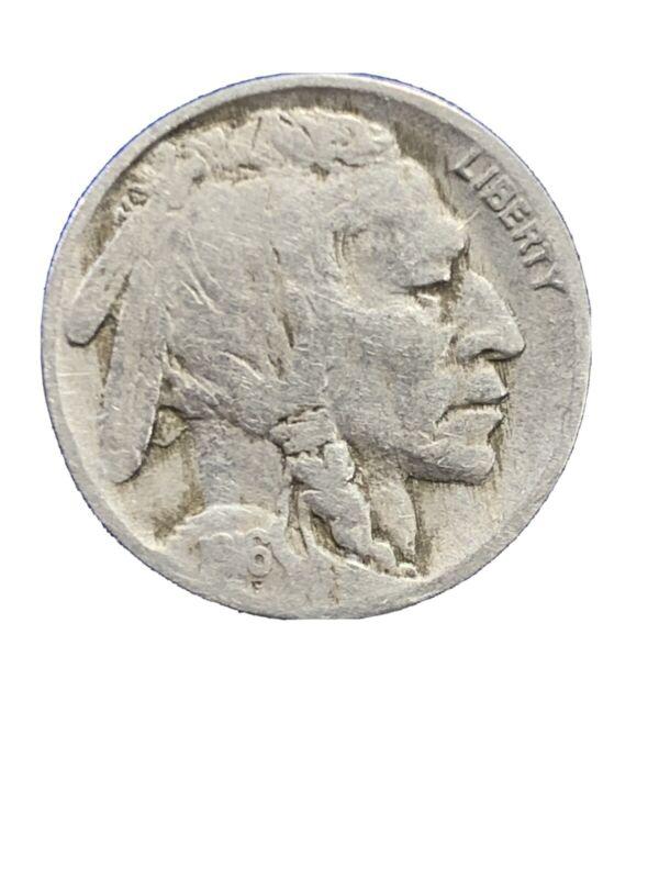 1916 P  INDIAN HEAD BUFFALO NICKEL *1760