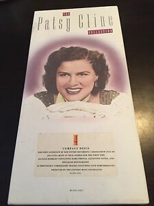 The Patsy Cline Collection, 4 CD Boxed Set Kitchener / Waterloo Kitchener Area image 1