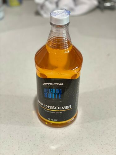 DYC Plasti Dip® Remover Dip Dissolver Adhesive Glue Liquid Wraps DipYourCar 32oz