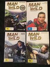 4x Man vs Wild DVD's Armadale Armadale Area Preview