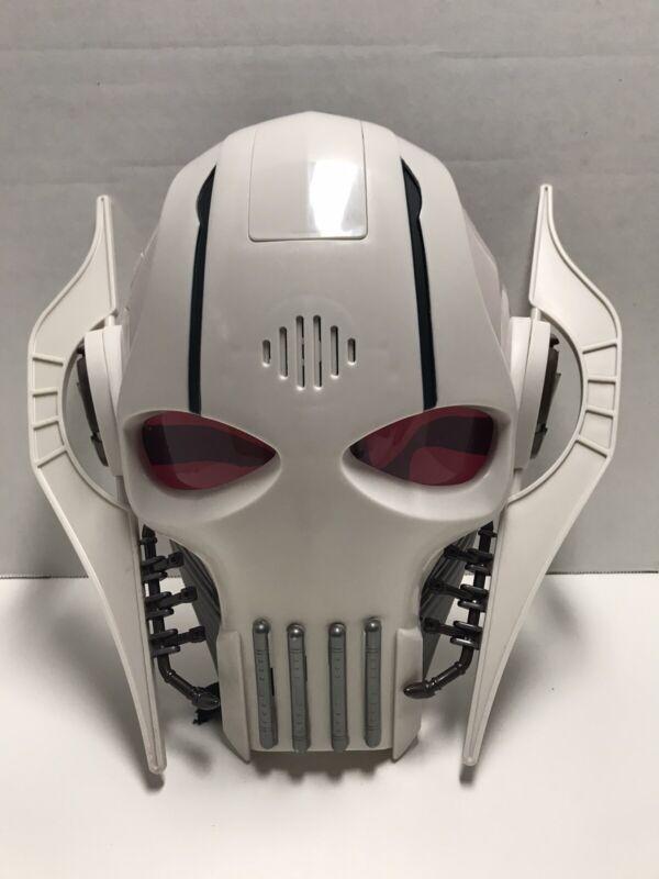 Star Wars Hasbro General Grievous talking helmet mask