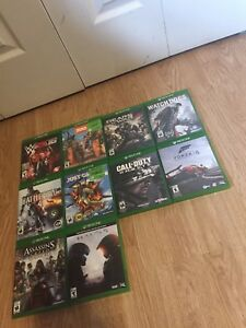 Looking to trade for a call of duty advanced warfare Xbox one