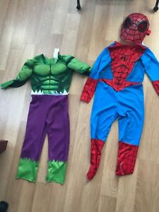Free Superhero Costumes!