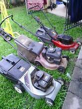3 lawn mowers Cairns Cairns City Preview