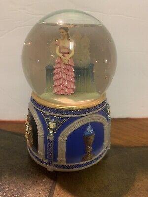 Harry Potter Hermione Granger Yule Ball Musical Snow Globe