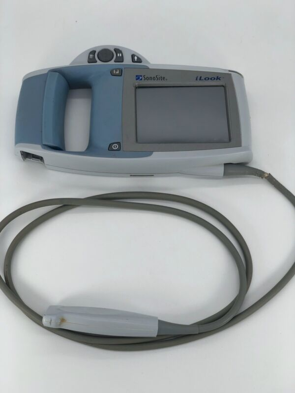 SonoSite iLook 25 Ultrasound Transducer Personal Imaging Tool ONLY