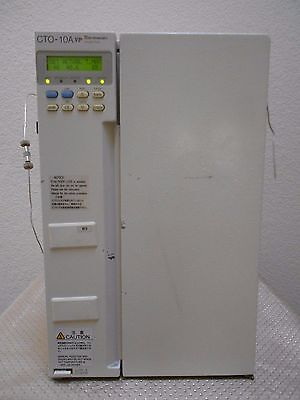 Shimadzu Cto-10a Vp Column Oven Hplc Liquid Chromatograph Tested Nice And Clean