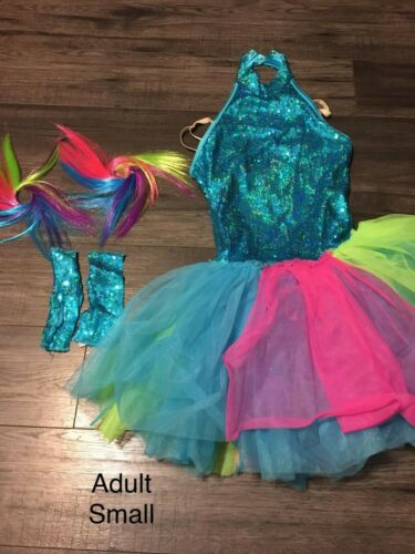 Tap Dance Costume Adult Small