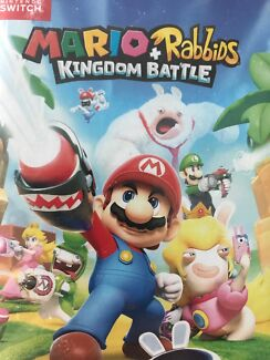 Mario and Rabbids Kingdom Battle for Nintendo switch Option to Trade