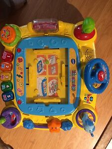 Vtech idiscover app activity table