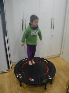 URBAN REBOUNDER ELEVATED TRAMPOLINE LOW IMPACT EXERCISER HOME GYM Malvern East Stonnington Area Preview