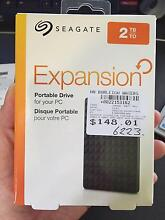 Seagate 2TB USB 3.0 disk BRAND NEW! Merrimac Gold Coast City Preview